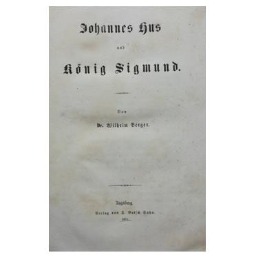 Johannes Hus und König Sigmund