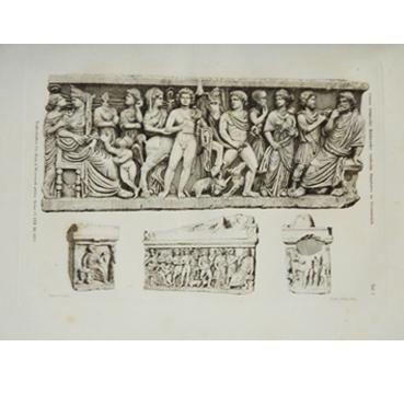 Römische Bildwerke – Einheimischen fundorts in Österreich (1. - 3. zväzok)